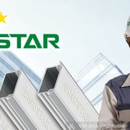 Tập đoàn Ngọc Diệp phát triển nhôm Dinostar bằng sự khác biệt